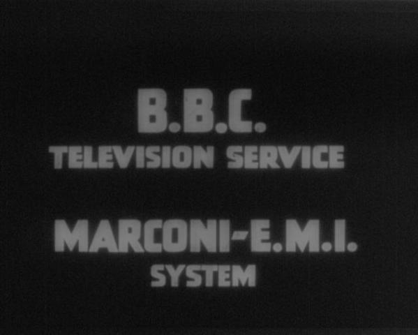 Marconi-EMI comercializan un sistema de 405 líneas totalmente eléctrico.