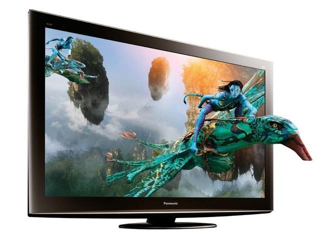 Salen al mercado los primeros televisores en 3D.