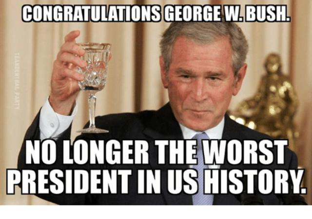 George W. Bush Legistlation For Mental Health