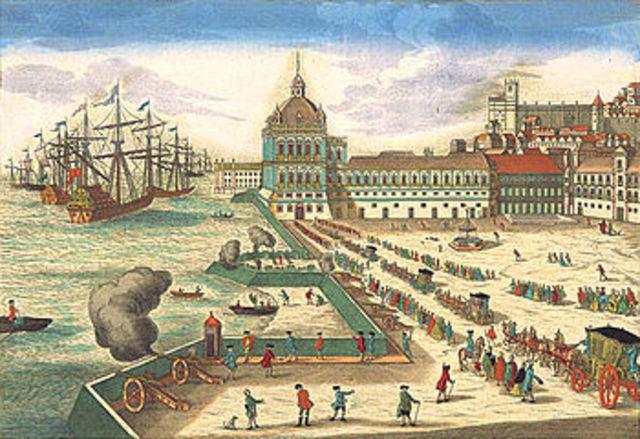 Construcción de Palacios Y Edificios .(Siglo XVI)