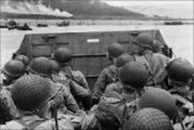 The D-Day Invasion