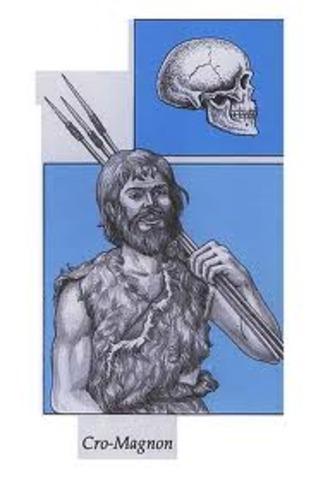 40,000 B,C Cro- Magnon
