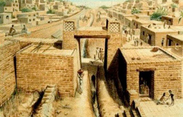 Indus Valley 2500 B.C.