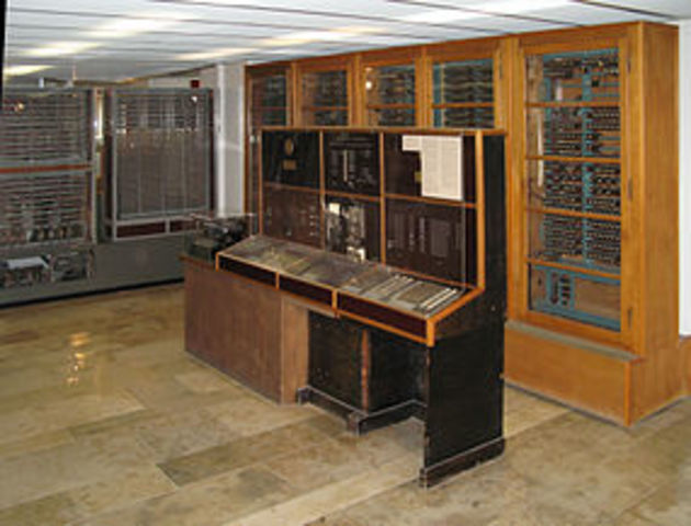 Computadora Z3. 1941.