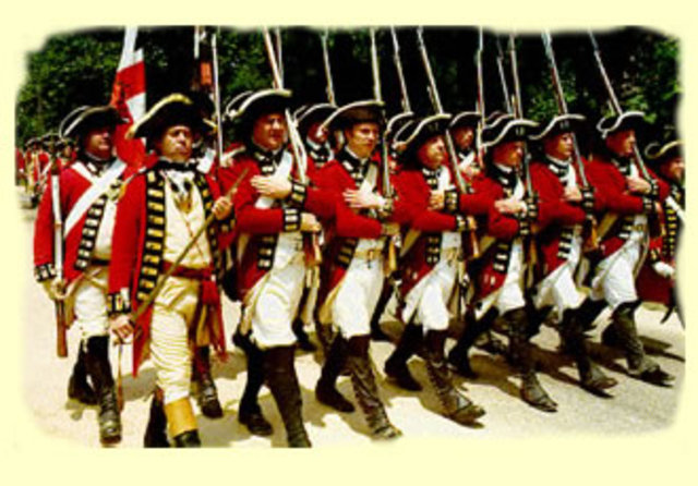 The British Wins at Battle of Trafalgar