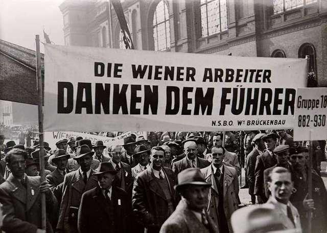 German invasion of Austria