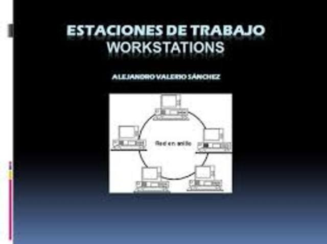 Estaciones de trabajo Silicon Graphics (workstations)