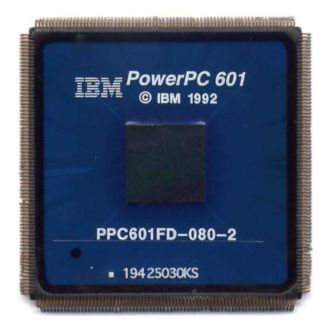 Computadoras con microprocesador Power PC