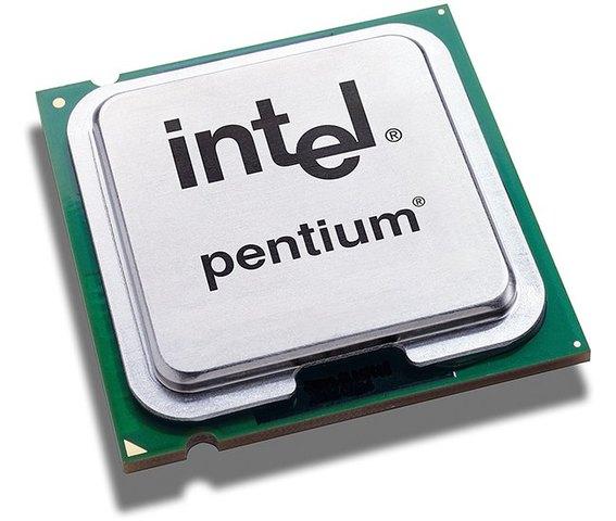 Computadoras con microprocesadores pentium,