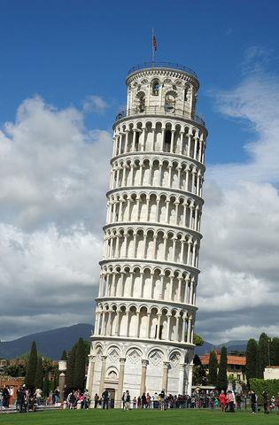 TORRE DE PISA (1173-1372)