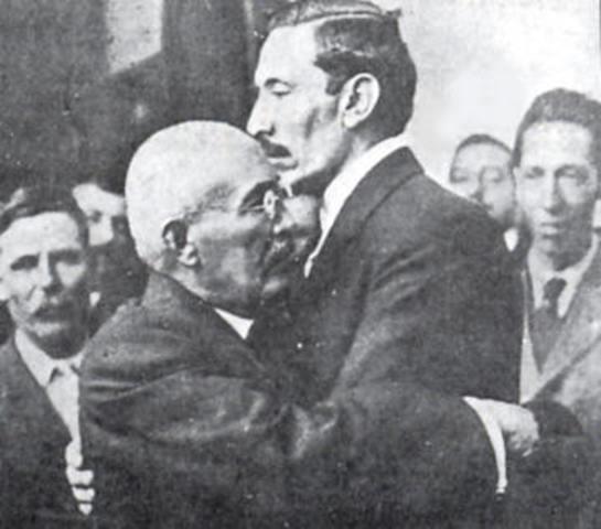 Pascual Orozco y Victoriano Huerta