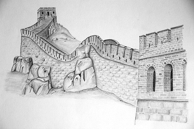 Construcción Muralla China