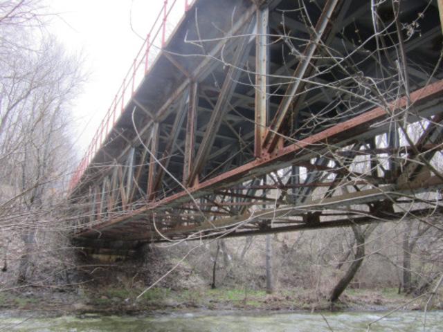 Puentes en acero