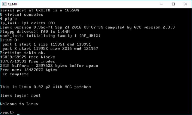 Linux 2.0