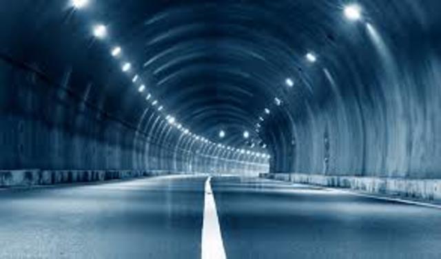 Los primeros tuneles en Colombia