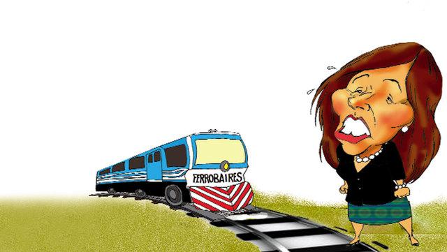 desmantelado de trenes