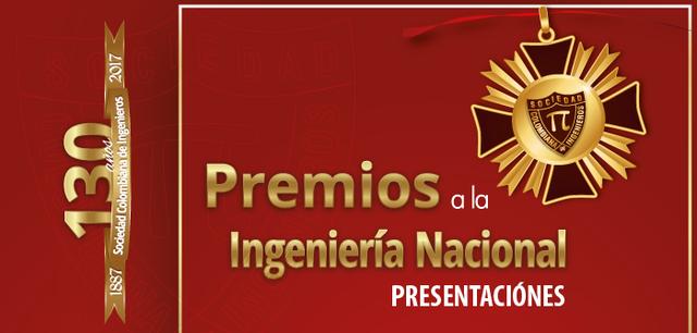 PREMIO NACIONAL DE INGENIERÍA