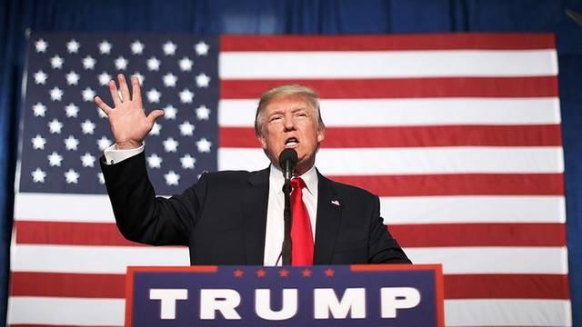 Donald Trumps Inauguration