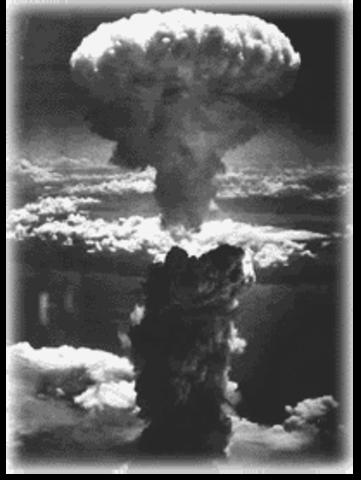 Atomic Bomb Dropped In Hiroshima