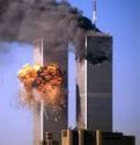 The attacks of 9/11