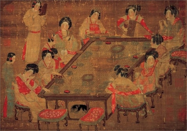 Tea Spreads through China in the Tang Dynasty