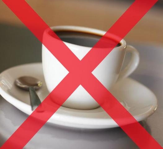 Coffee is Ban in Mecca