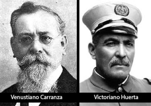 Plan de Guadalupe en contra de Huerta