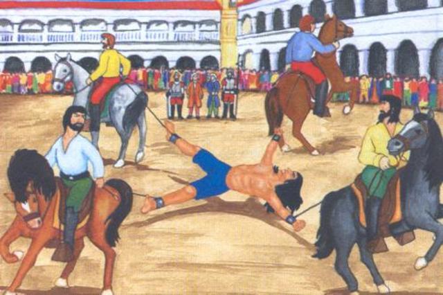Muerte de Túpac Amaru II