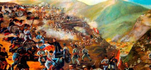 Batallas independentistas