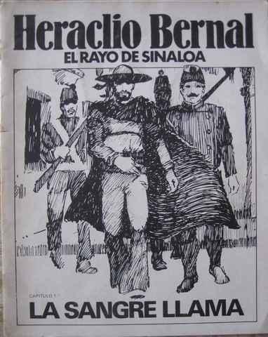 Rebelión de Heraclio Bernal y del general Trinidad García de la Cadena