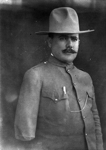 Álvaro Obregón, al frente del cuerpo del ejército del Noroeste toma Guadalajara