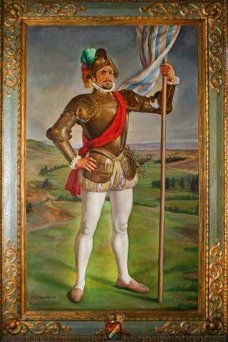 Gonzalo Suárez Rendón.