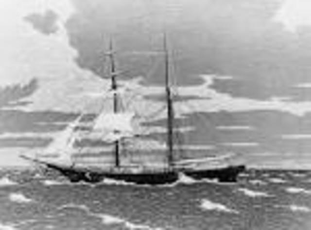 The Mary Celeste Disappearance