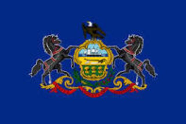 The Founding of Pennsylvania