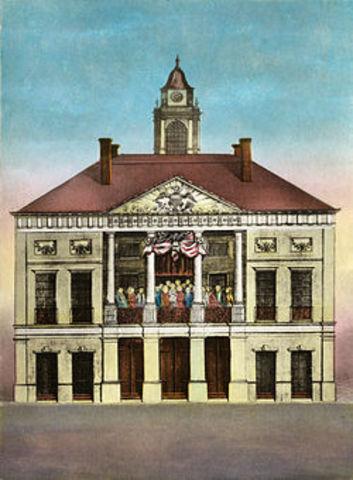 Stamp Act Congress, 1765