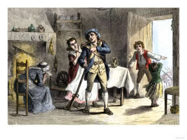 The Quartering Act, 1765