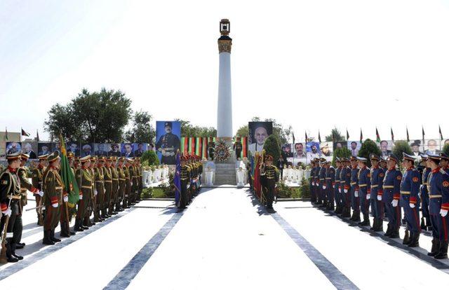FUERZA INTERNACIONAL EN AFGANISTAN