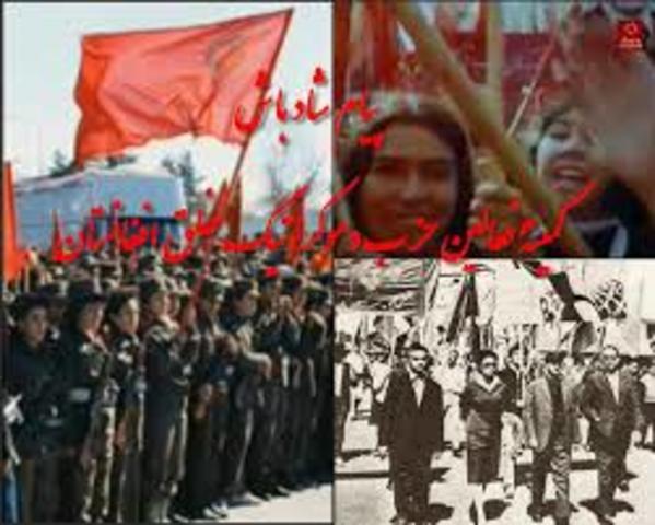 FIN DE REGIMEN COMUNISTA