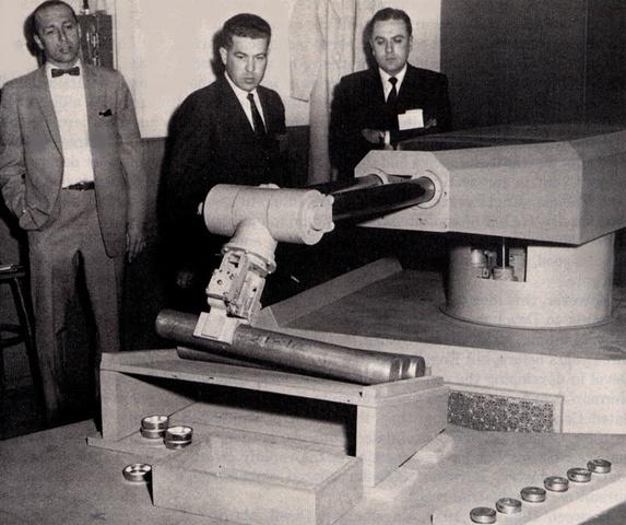 Unimate: El primer robot industrial
