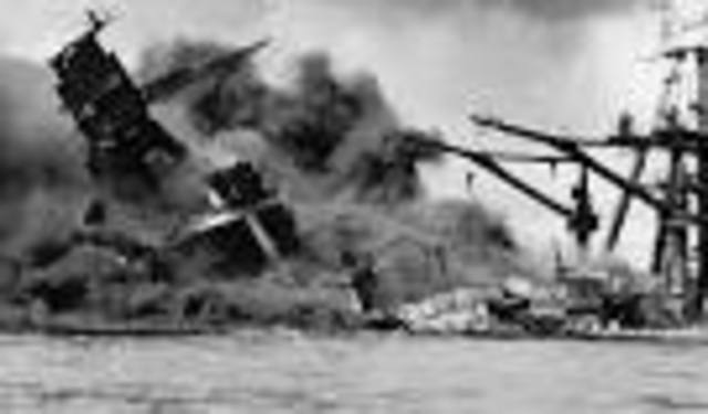 The Pearl Harbor Bombing