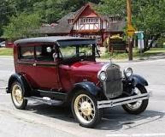 Model T's Release