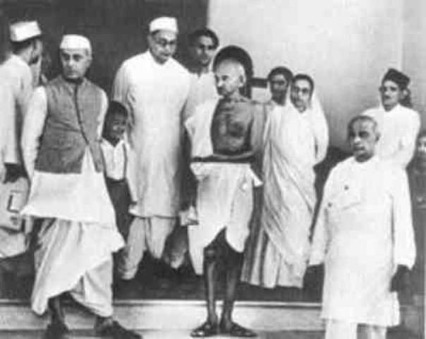 Creation of the Indian National Congress