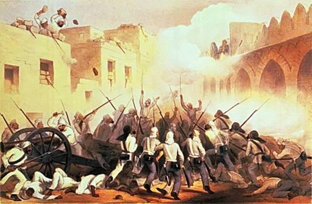 Sepoy Rebellion