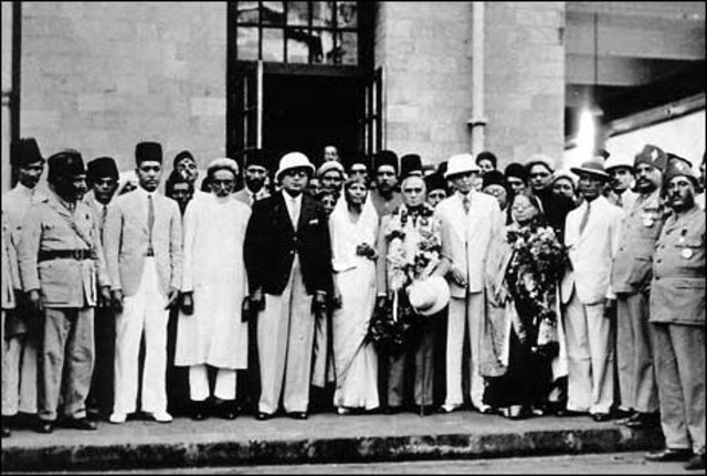 Creation of the Muslim League