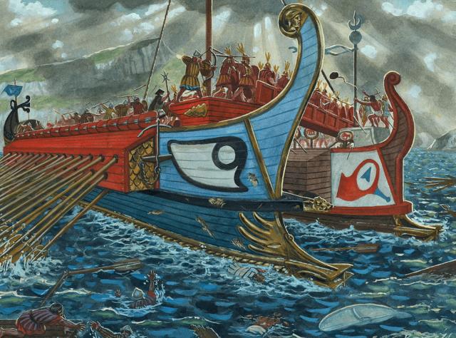 Supremacía naval