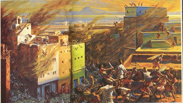 Saqueo y destrucción de Cartago