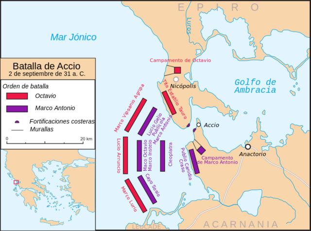 Combate Naval de Accio