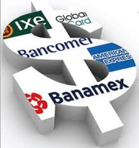 Conformación de los bancos múltiples