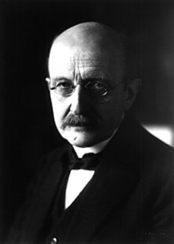 Max Karl Ernest Ludwig Plank (1858-1947)