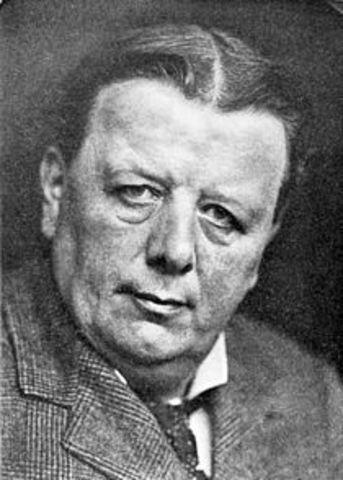 EDWIN RAY LANKESTER (1847 - 1929)